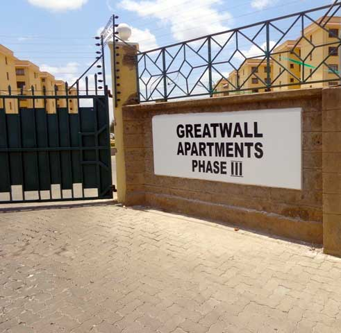 GREATWALL APARTMENTS PHASE III